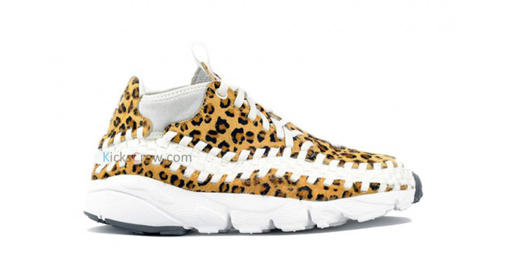 Photo01 - Nike Air Footscape Woven Chukka Motion Leopard