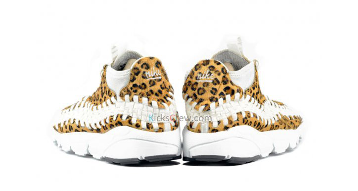 Photo03 - Nike Air Footscape Woven Chukka Motion Leopard