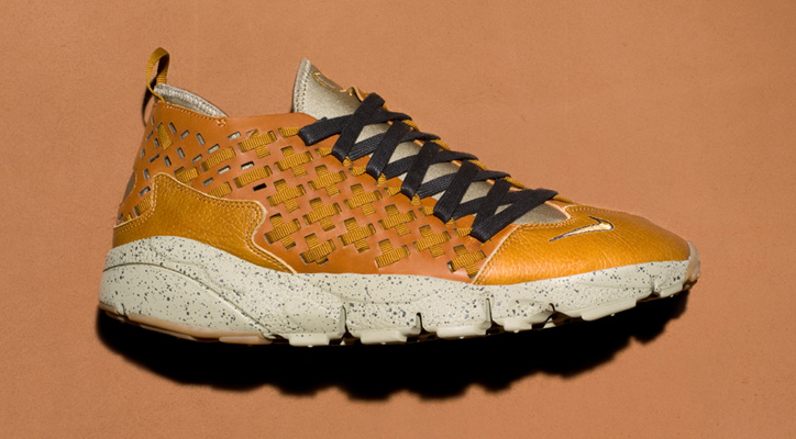 Photo03 - Nike Air Footscape Woven Motion & Woven Chukka Collection