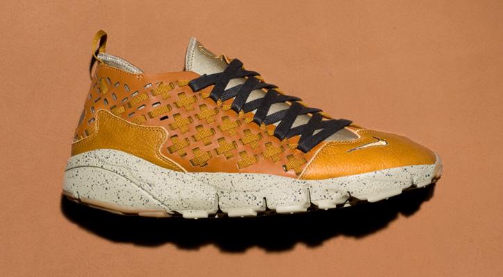 Photo03 - Nike Air Footscape Woven Motion & Woven Chukka Collection