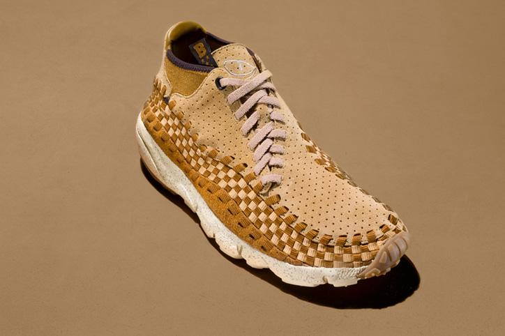 Photo04 - Nike Air Footscape Woven Motion & Woven Chukka Collection