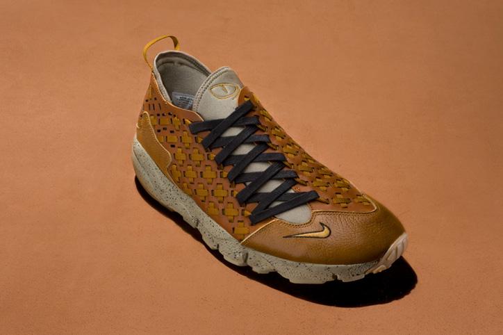 Photo06 - Nike Air Footscape Woven Motion & Woven Chukka Collection