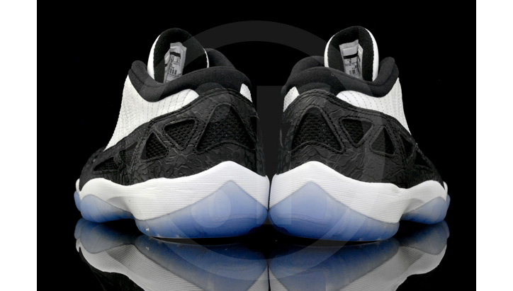 Photo03 - NIKE AIR JORDAN 11 LOW IE WHITE/BLACK