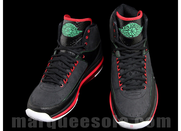 Photo03 - NIKE AIR JORDAN 2.0 BLACK