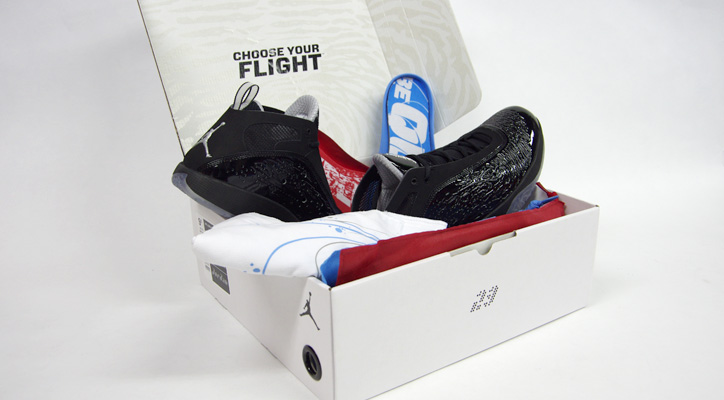 "Photo03 - NIKE AIR JORDAN 2011 ""LIMITED EDITION for NON FUTURE"""
