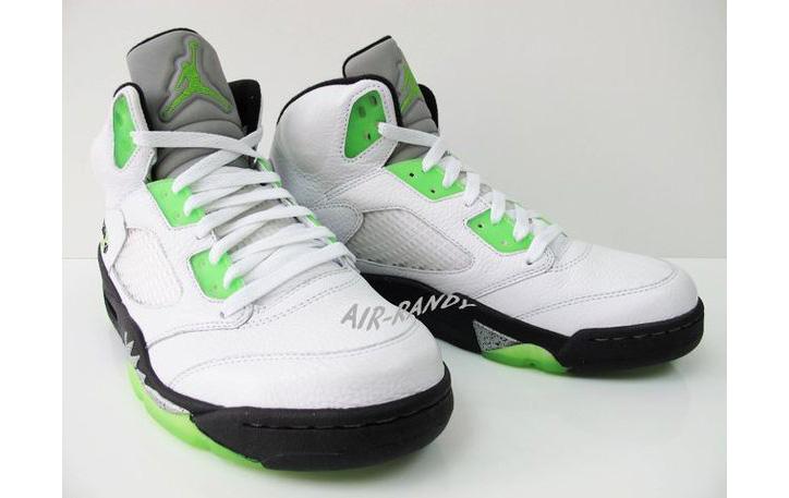Photo03 - Nike Air Jordan 5 Retro Quai 54