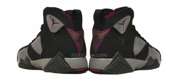 "Photo03 - NIKE AIR JORDAN 7 ""BORDEAUX"""