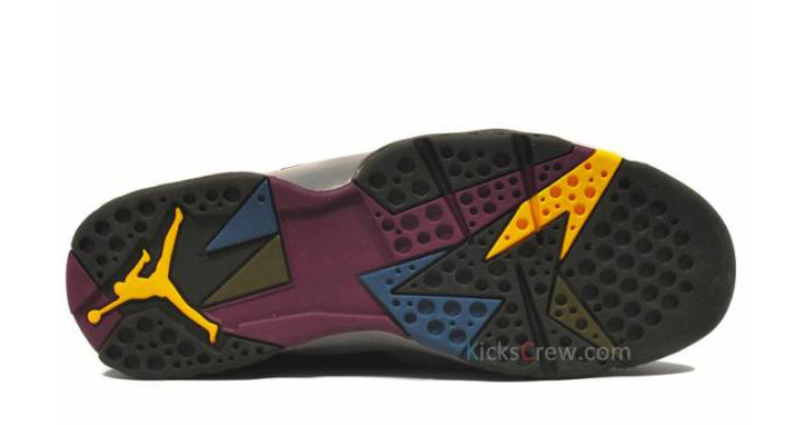 "Photo04 - NIKE AIR JORDAN 7 ""BORDEAUX"""