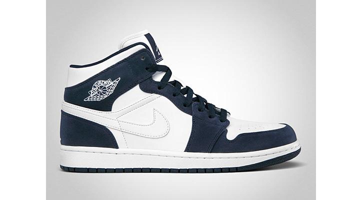 Photo01 - Nike Air Jordan 1 Phat July 2011 COLLECTION
