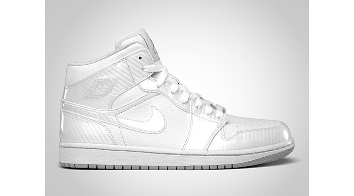 Photo02 - Nike Air Jordan 1 Phat July 2011 COLLECTION