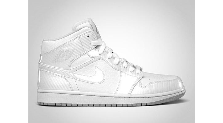 Photo02 - Nike Air Jordan 1 Phat July 2011 COLLECTION