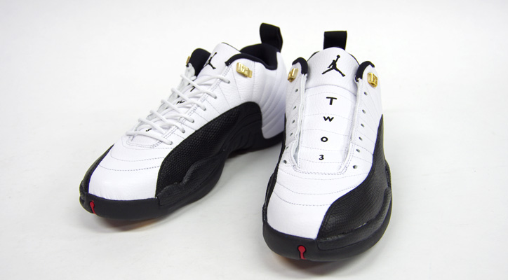 Photo07 - NIKE AIR JORDAN 12 RETRO LOW