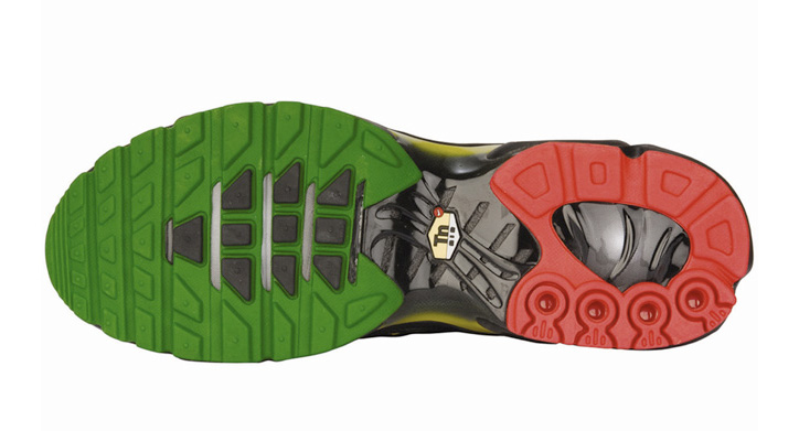 Photo02 - NIKE Air Max Plus Tuned 1 'Rasta'