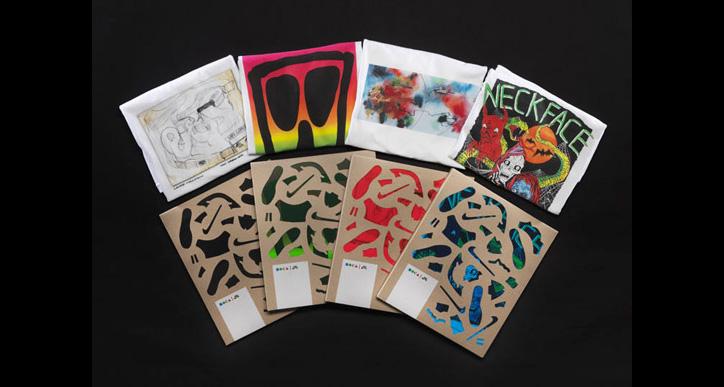 Photo04 - Nike SB x Geoff McFetridge Paper Dunk High for MOCA