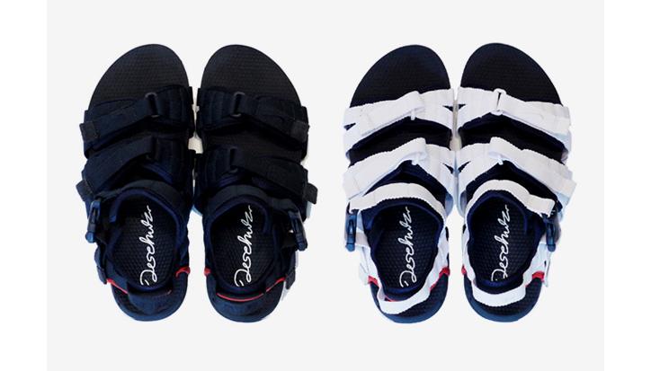 Photo01 - SOPHNET. x Nike Air Deschutz