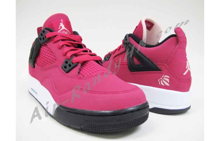 "Photo07 - AIR JORDAN 4 GS ""VOLTAGE CHERRY"""