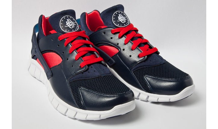 Photo02 - NIKE HUARACHE FREE CARDINALS