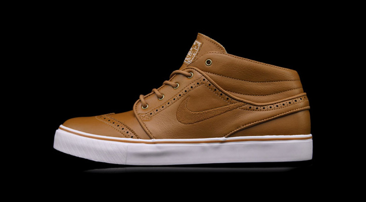 "Photo01 - Nike SB Janoski Mid Premium ""Brogue"" QS"