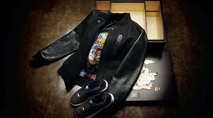"Photo01 - Nike 2012 ""Year of the Dragon"" Boxset"
