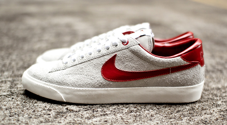 Photo01 - CLOT x Nike Tennis Classic Suede