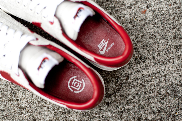 Photo03 - CLOT x Nike Tennis Classic Suede