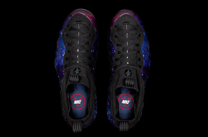 "Photo04 - NIKE AIR FOAMPOSITE ONE ""SPACE EXPLORATION"""
