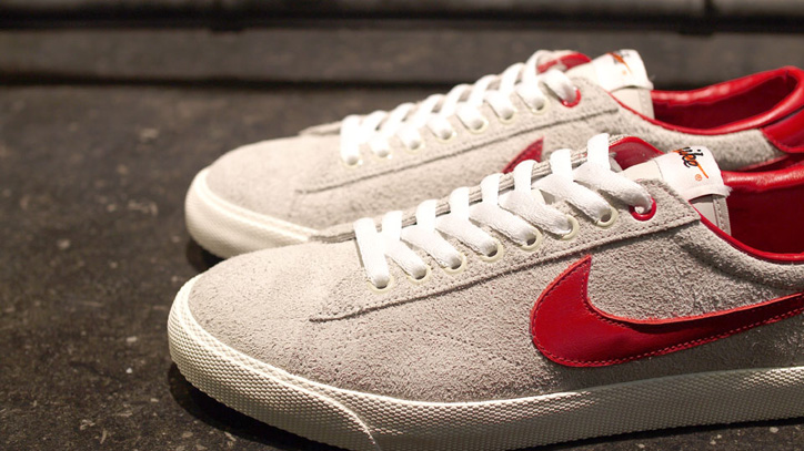 Photo03 - CLOT x NIKE TENNIS CLASSIC AC QS