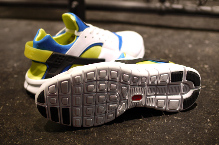 "Photo06 - NIKE HUARACHE FREE RUN ""LIMITED EDITION for EX"""