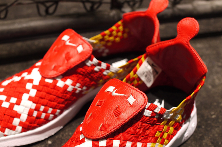 "Photo04 - NIKE AIR WOVEN ""LIMITED EDITION for NONFUTURE"""