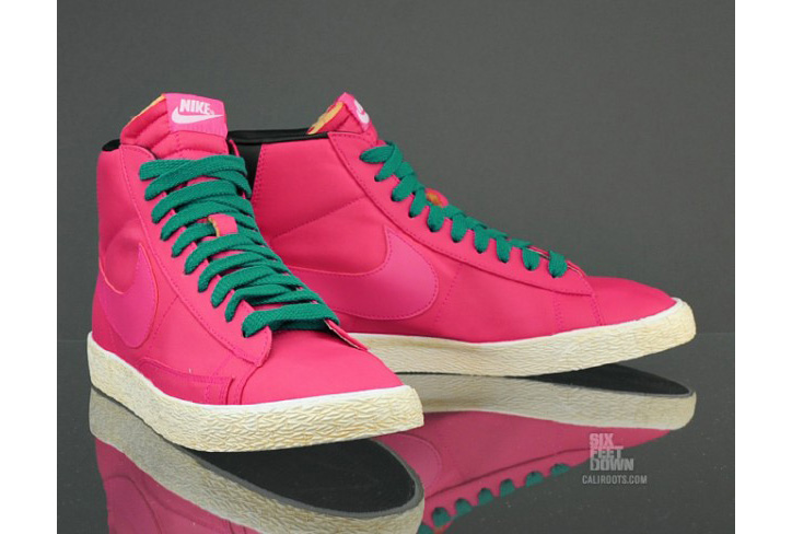 "Photo02 - NIKE BLAZER HI VNTG ""VOLTAGE CHERRY"""