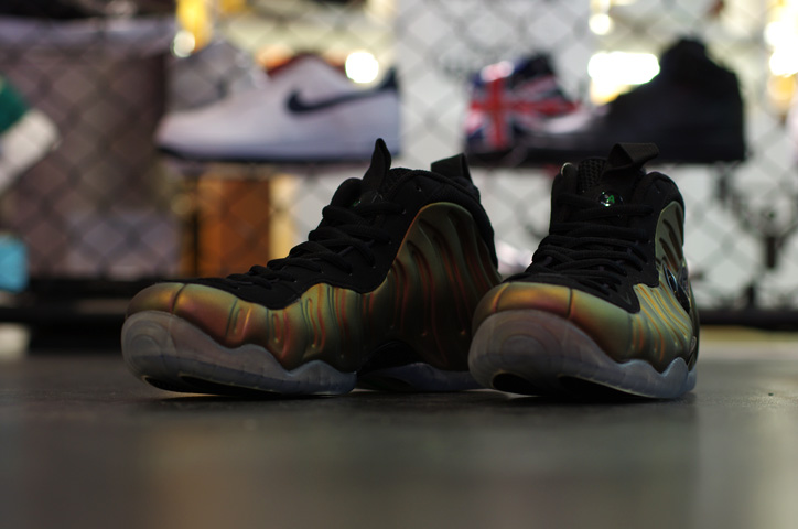 """Photo02 - NIKE AIR FOAMPOSITE PRO """"LIMITED EDITION for NONFUTURE"""""""