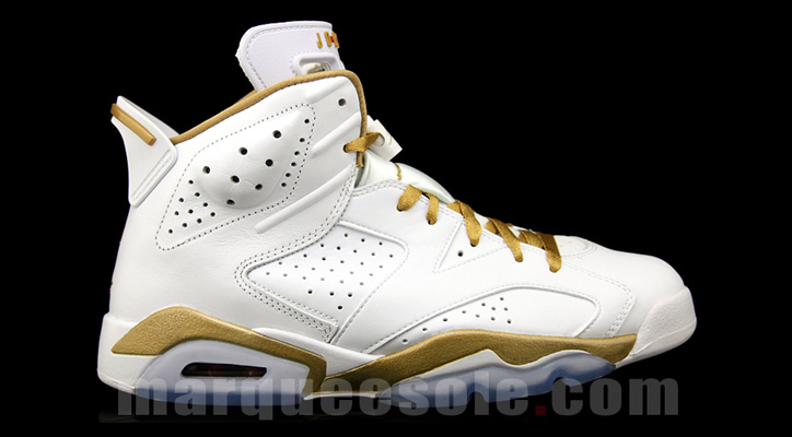 "Photo01 - AIR JORDAN 6 ""GOLD MEDAL"" PACK"