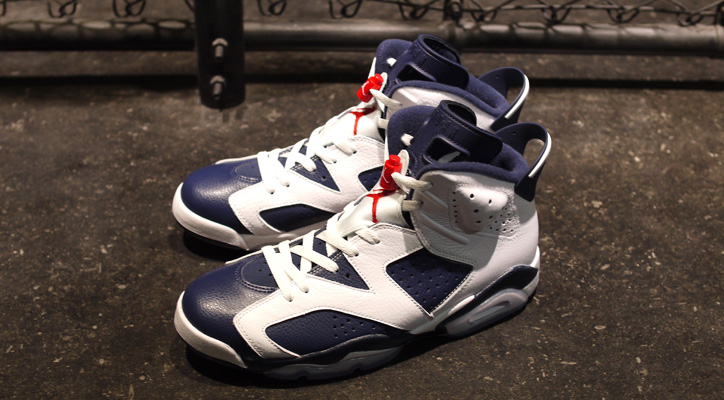 "Photo01 - NIKE AIR JORDAN VI RETRO ""LIMITED EDITION for BRAND JORDAN LEGACY"""