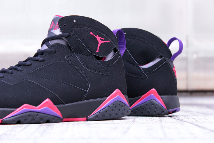 "Photo06 - AIR JORDAN VII RETRO ""Raptors"""