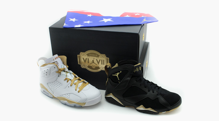 Photo01 - AIR JORDAN GOLDEN MOMENT PACK