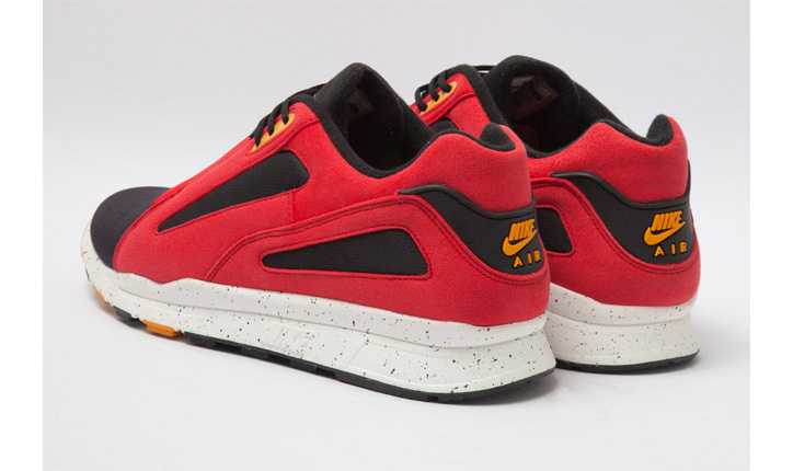 Photo03 - NIKE AIR CURRENT UNIVERSITY RED