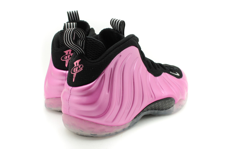 """Photo02 - NIKE AIR FOAMPOSITE ONE PINK/BLK """"LIMITED EDITION for NONFUTURE"""""""