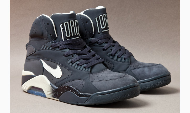 Photo02 - NIKE AIR FORCE 180 HIGH GUNMETAL