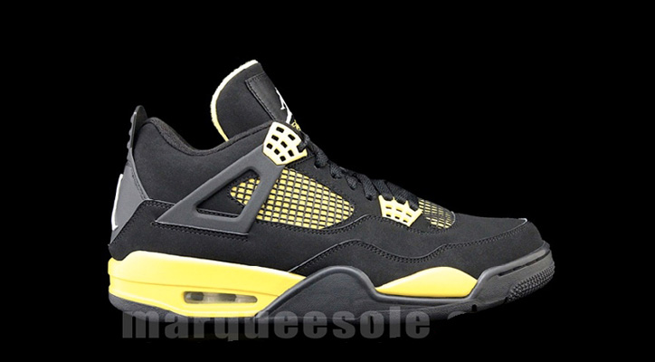 """Photo01 - Air Jordan 4 Retro """"Thunder"""""""