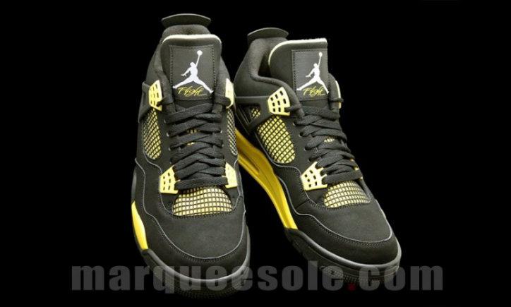 """Photo02 - Air Jordan 4 Retro """"Thunder"""""""