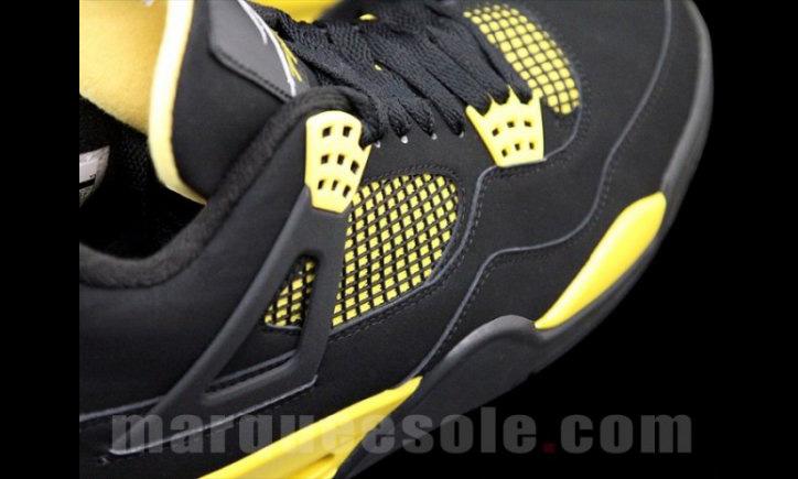 """Photo04 - Air Jordan 4 Retro """"Thunder"""""""