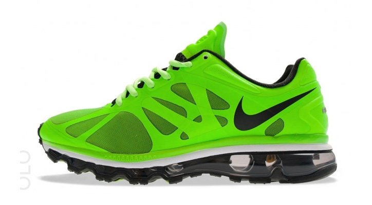 Photo01 - NIKE AIR MAX 2012 ELECTRIC GREEN
