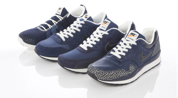 Photo02 - NIKE GREY / NAVY COLLECTION