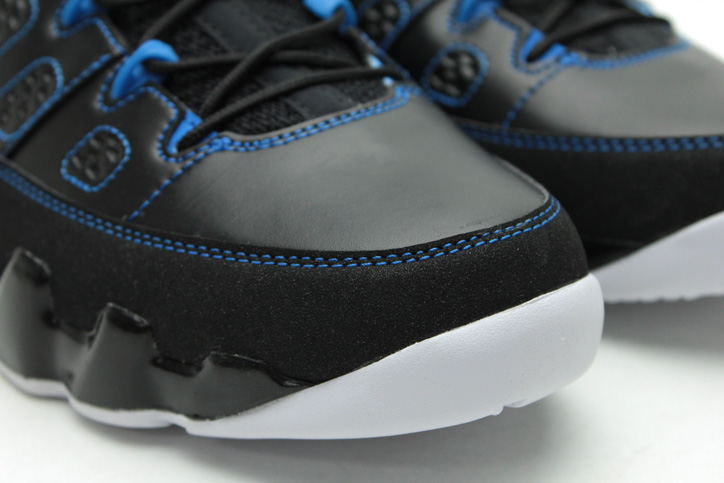 Photo05 - AIR JORDAN 9 RETRO BLACK/WHITE-PHOTO BLUE