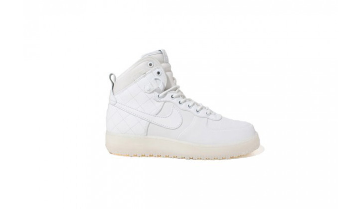 Photo02 - Nike Air Force 1 Duckboot White/White