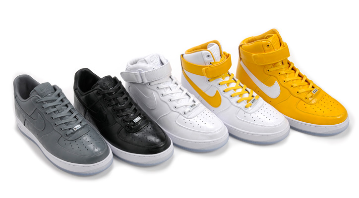 Photo08 - NIKE AIR FORCE 1 30周年記念ポップアップストア「THE PIVOT POINT」を渋谷にて開催