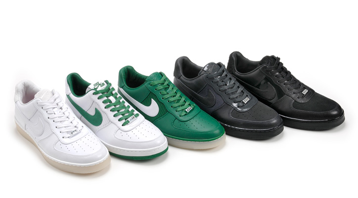 Photo09 - NIKE AIR FORCE 1 30周年記念ポップアップストア「THE PIVOT POINT」を渋谷にて開催