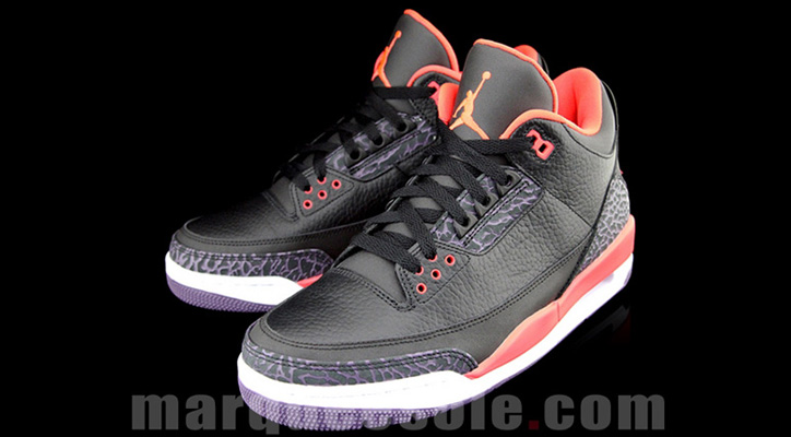 Photo01 - AIR JORDAN 3 BRIGHT CRIMSOM
