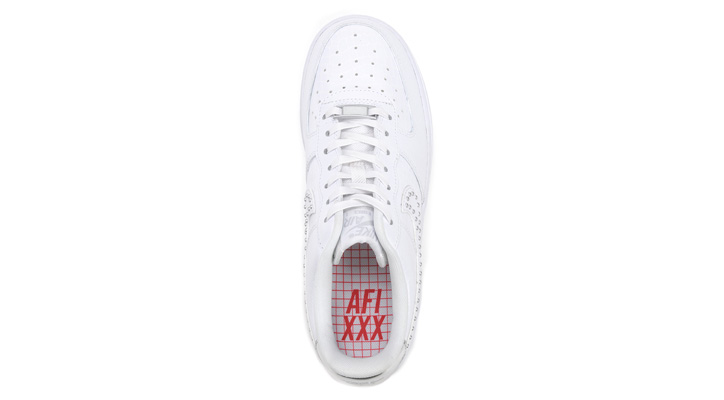 Photo11 - ウィメンズモデル「NIKE AIR FORCE 1 LIGHT HIGH」「NIKE AIR FORCE 1 '07」が発売