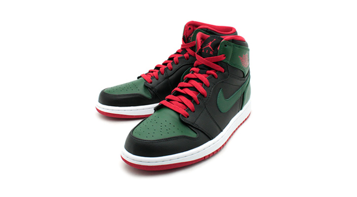 "Photo02 - NIKE AIR JORDAN 1 RETRO HIGH ""Gucci"""
